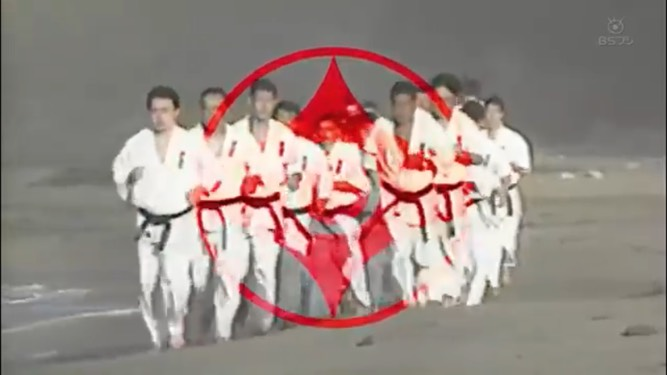 The 12th World Open Karate